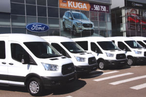 Для перевезення співробітників агробізнесу «Епіцентр К» придбав 8 мікроавтобусів